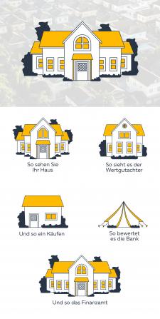 Иллюстрации домов
