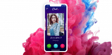 Dating app. Video chat
