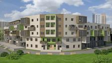 5-ти поверховий житловий будинок