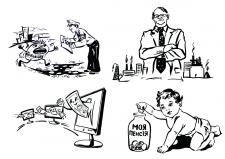 Иллюстрации для каталога