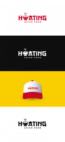 Лого для ресторана азиатской кухни