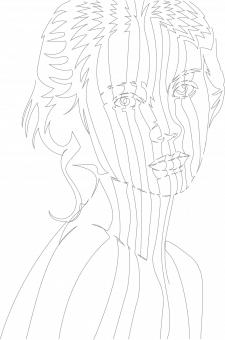 Линейный портрет