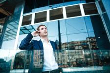 Съемка и ретушь для бизнес баннера