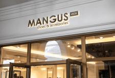 Логотип Mangus
