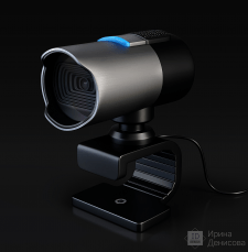 Web камера, моделирование и визуализация
