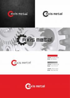Логотип Axis Metal