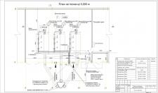 Газоснабжение котельной-план газопроводов