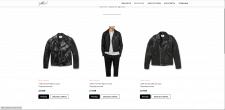 Сайт для магазина модной одежды