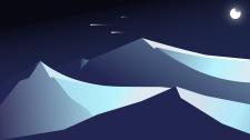 Пейзаж Антарктиди