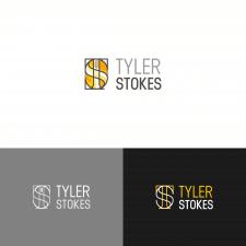"""лого для """"tyler stokes"""""""