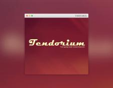 Корпоративный сайт тендерной компании «Tendorium»