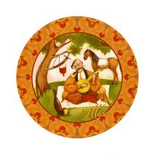 Иллюстрация «Казак Мамай» для торта