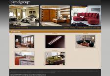 Сайт для мебельной фабрики