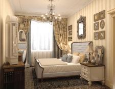 Классическая спальня( французский стиль)
