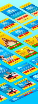 Баннеры 1С для рекламной сети Яндекс