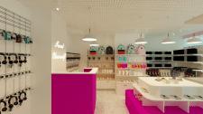 Дизайн-проект магазина детских игрушек