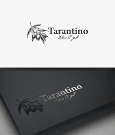 Логотип ресторана TARANTINO italian & grill