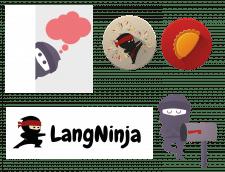 Иллюстрации для сайта изучения иностранных языков