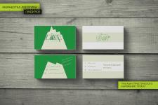 Логотип + визитка