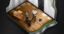 """Визуализация """"умного дома"""" (работа не закончена)"""