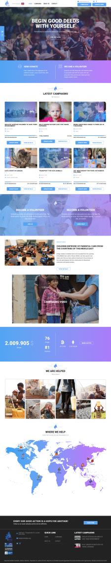 Благотворительная организация