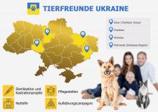 TIERFREUNDE UKRAINE