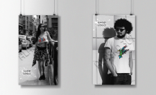 Баннер для Insta сторис футболок с принтами
