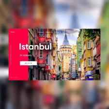 Design concept - lovely city
