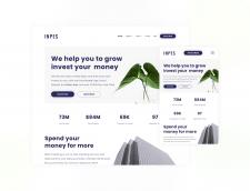 INPES / Сайт на Тильде