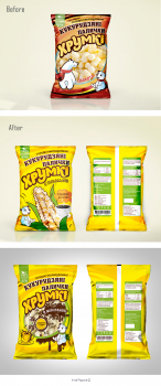 Redesign of packaging