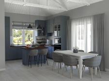Дизайн решение кухни