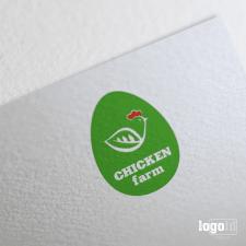 Логотипы | CHICKEN farm