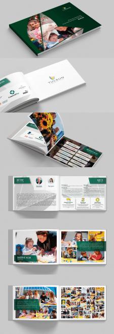 Дизайн книги для БФ TulSun.