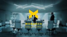 Офис - логотип лаборатории MONARCH
