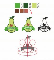 Розробка та векторизація логотипу