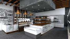 3D визуализация пекарни