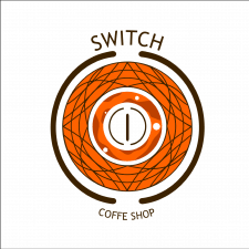 Логотип для маленькой кофейни