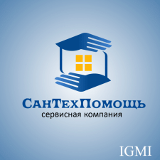 Логотип СанТехПомощь