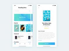 Reading App | iOS