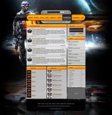 Портал игрового сообщества GNC