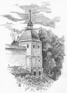 Монастырская башня_2