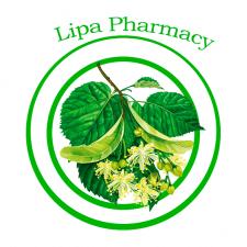 Лого для аптеки под названием Lipa Pharmacy