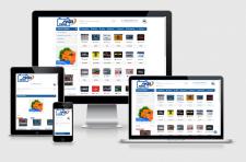 Интернет-магазин Аккумуляторы на CMS Opencart 2