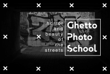 Ghetto Photo School | Logo
