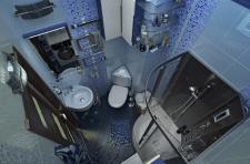 Ванная комната малогабаритной квартиры