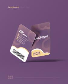 LapkiStore (card)