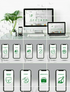 Дизайн для мобильных приложений и сайтов