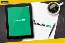 Логотип Pecunia Media