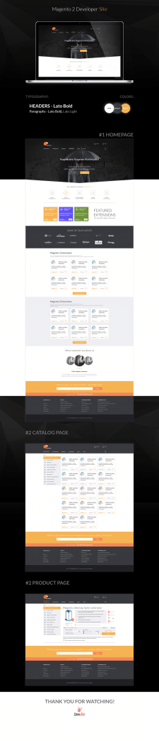 Magento Developer Site