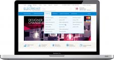 Разработка интернет-магазина электрики